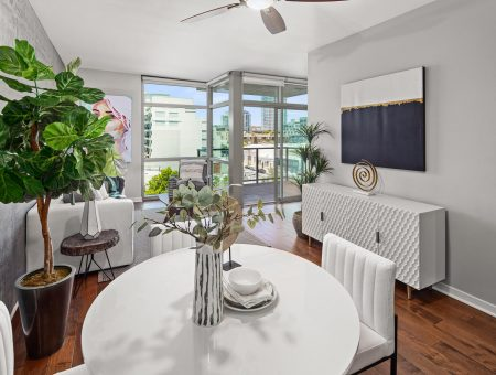 New Listing – The Mark #602 – Large 1 Bedroom with City Views!