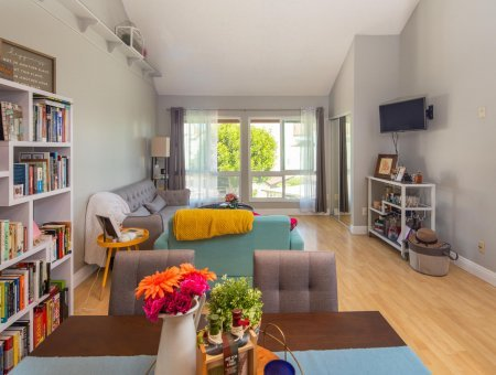 New Listing – Mission Valley – Loft Style 1 Bedroom and Office
