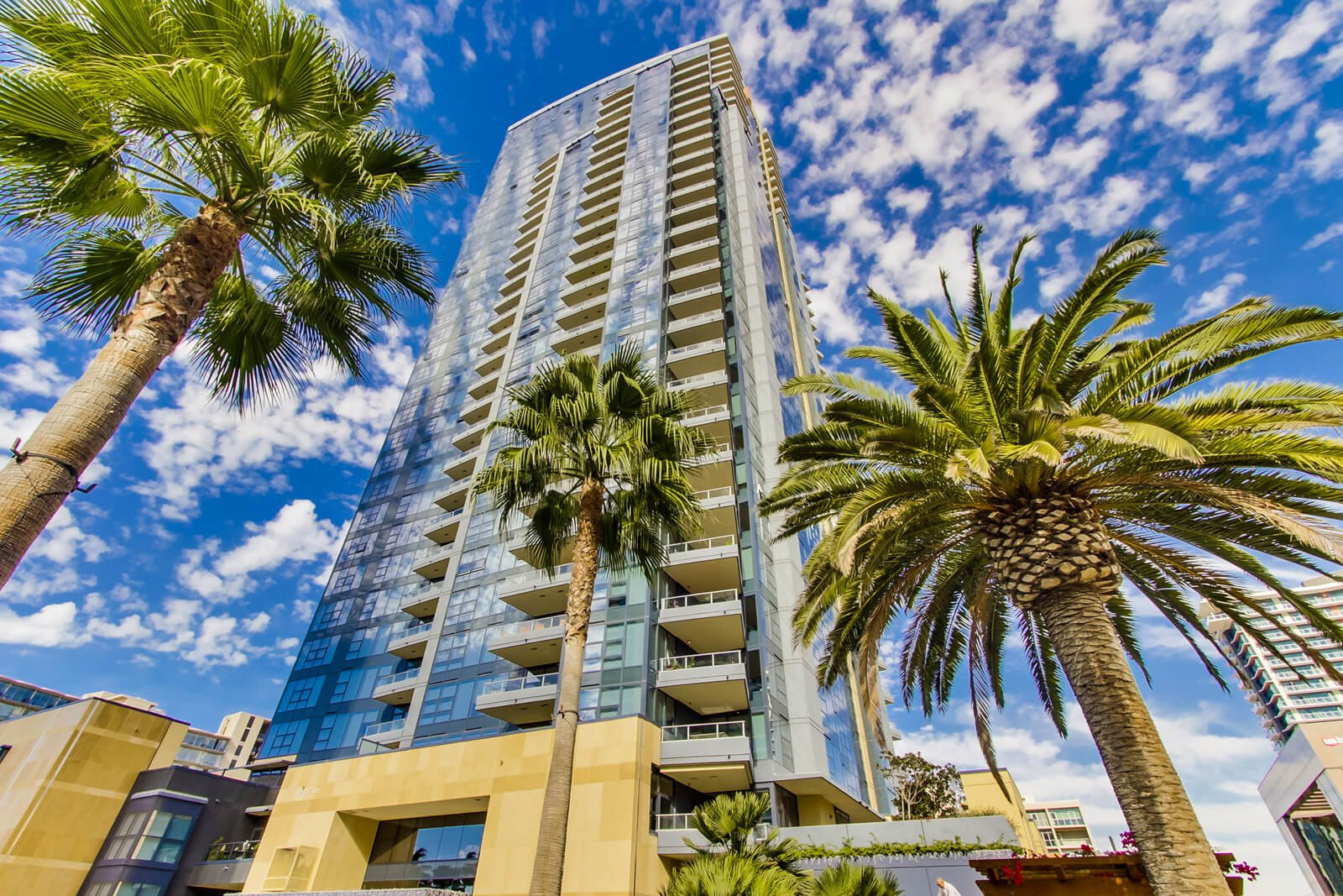 Bayside, Columbia District, San Diego