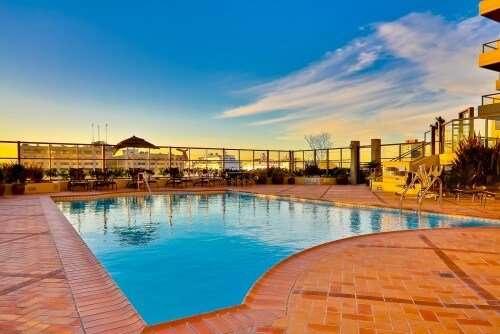 Electra Pool, Columbia District, San Diego
