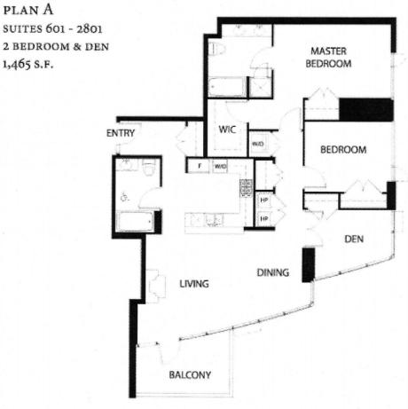 Buy Of The Week Electra 27th Floor Sw Corner Two Bedroom Den