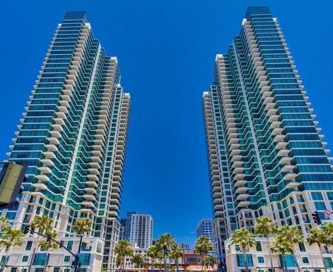 The Grande, Columbia District, San Diego
